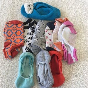 Socks (various)